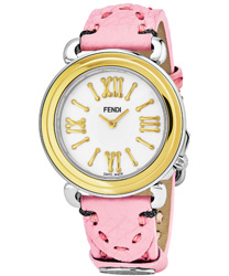 Fendi Selleria Ladies Watch Model: F8011345H0.SSJ7