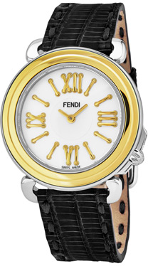 Fendi Selleria Ladies Watch Model: F8011345H0.TN01