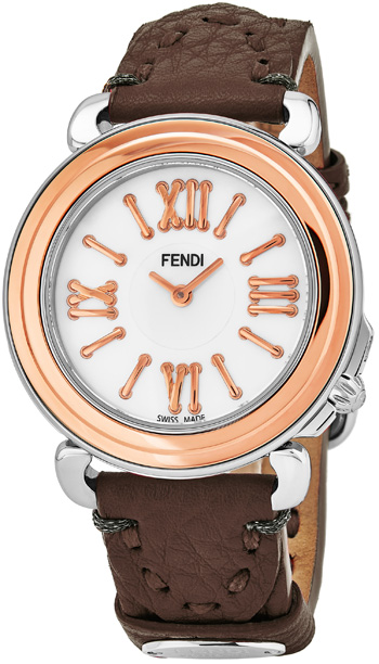 Fendi Selleria Ladies Watch Model F8012345H0.SSE6