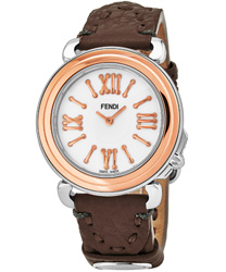 Fendi Selleria Ladies Watch Model: F8012345H0.SSE6