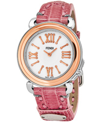 Fendi Selleria Ladies Watch Model: F8012345H0.TS07