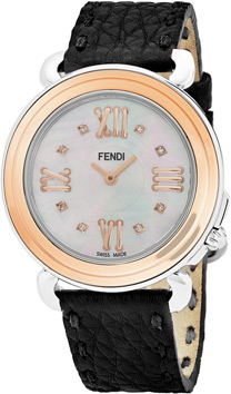 Fendi Selleria Ladies Watch Model F8012345H0D1N01