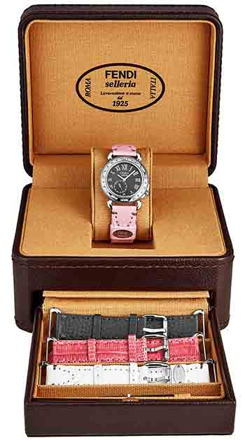 Fendi Selleria Ladies Watch Model F81031DCH/SET8