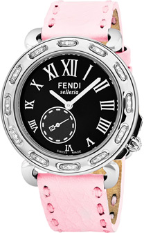 Fendi Selleria Ladies Watch Model F81031DCH.SNR07