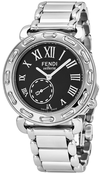 Fendi Selleria Ladies Watch Model F81031H.BR8653