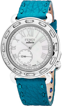 Fendi Selleria Ladies Watch Model: F81034DDCH.SNB3
