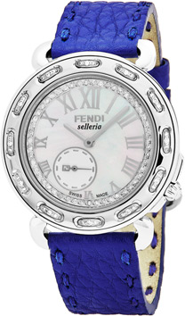 Fendi Selleria Ladies Watch Model F81034DDCH.SNC3