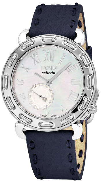 Fendi Selleria Ladies Watch Model F81034H.SSN03S