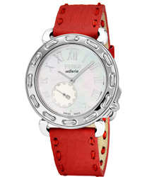 Fendi Selleria Ladies Watch Model: F81034H.SSNC7S