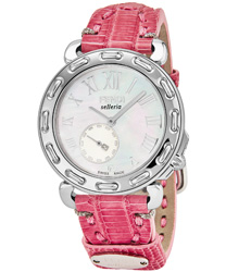 Fendi Selleria Ladies Watch Model F81034H.TSN07S