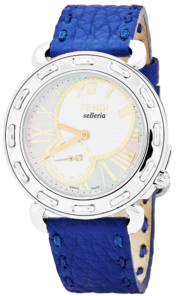 Fendi Selleria Ladies Watch Model F81234H.SSNC3S