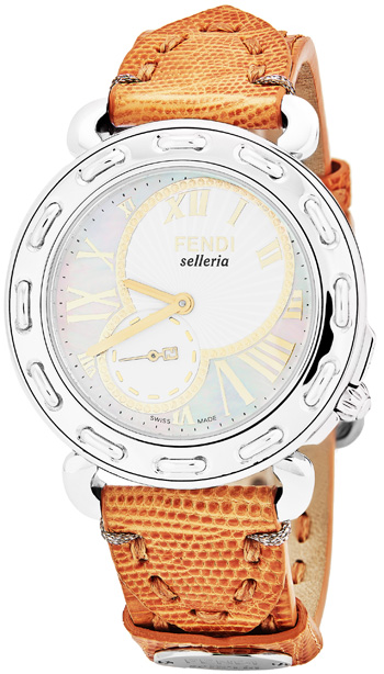 Fendi Selleria Ladies Watch Model F81234H.TSB2S