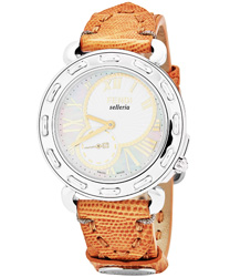 Fendi Selleria Ladies Watch Model: F81234H.TSB2S