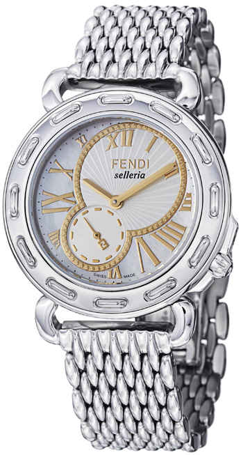Fendi Selleria Ladies Watch Model F81234HBR8153