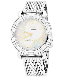 Fendi Selleria Ladies Watch Model F81334H.BR8153