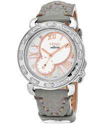 Fendi Selleria Ladies Watch Model F81334H.SSD6S