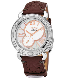 Fendi Selleria Ladies Watch Model F81334H.SSL7S