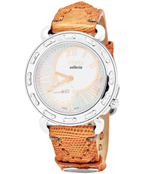 Fendi Selleria Ladies Watch Model F81334H.TSB2S
