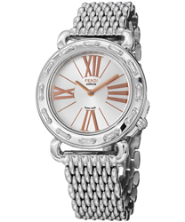 Fendi Selleria Ladies Watch Model: F81336HBR8153