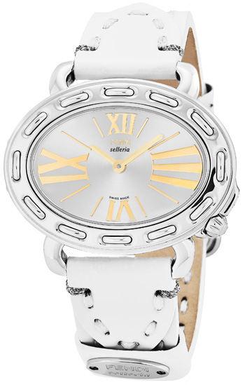 Fendi Selleria Ladies Watch Model F83236H.PS04S