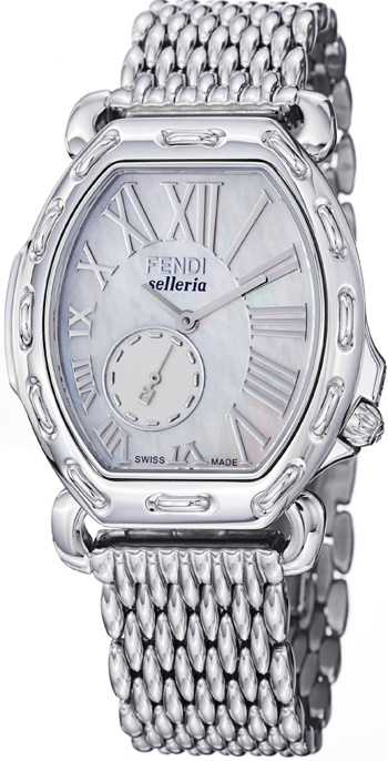 Fendi Selleria Ladies Watch Model F84034HBR8153