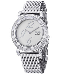 Fendi Selleria Ladies Watch Model F85034HBR8153