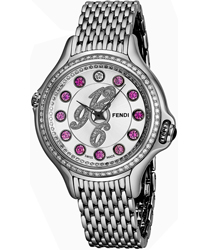 Fendi Crazy Carats Ladies Watch Model: F105036000B3P02