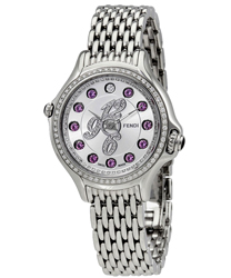 Fendi Crazy Carats Ladies Watch Model F105026000B3P02