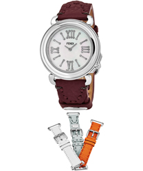 Fendi Selleria Ladies Watch Model F8010345H0-SET6