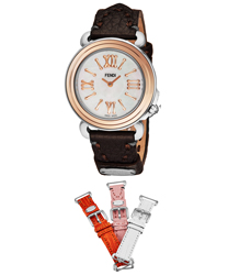 Fendi Selleria Ladies Watch Model: F8012345H0-SET2