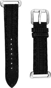 Fendi Black Fendi Selleria Leather  Watch Bands Watch Model: TSN18R01S