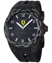 Ferrari World-Time Mens Watch Model FE05IPBFC