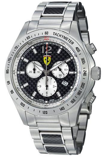 Ferrari Scuderia Ferrari Chrono Men's Watch Model: FE07ACCCMFC