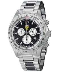 Ferrari Scuderia Ferrari Chrono Men's Watch Model FE07ACCCMFC