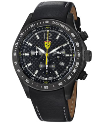 Ferrari Scuderia Ferrari Chrono Men's Watch Model FE07IPGUNCPFC