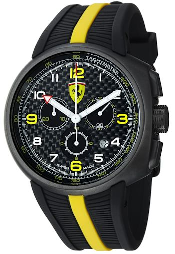 Ferrari F1 Fast Lap Men's Watch Model FE10IPGUNCGFC