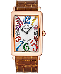 Franck Muller Long Island Ladies Watch Model 1002QZMGCL5NBR