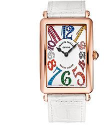 Franck Muller Long Island Ladies Watch Model 1002QZMGCL5NWH