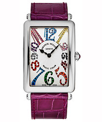 Franck Muller Long Island Ladies Watch Model: 1002QZMGCLACPR