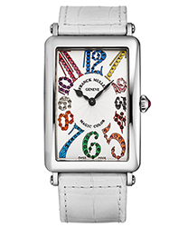 Franck Muller Long Island Ladies Watch Model: 1002QZMGCLACWH