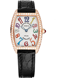 Franck Muller Casabalanca Ladies Watch Model 1752QZDCD5NBK