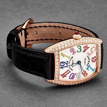 Franck Muller Casabalanca Ladies Watch Model 1752QZDCD5NBK Thumbnail 3