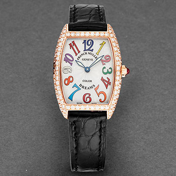 Franck Muller Casabalanca Ladies Watch Model 1752QZDCD5NBK Thumbnail 2