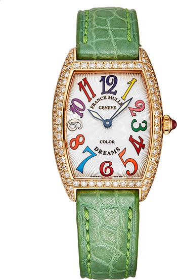 Franck Muller Casablanca Ladies Watch Model 1752QZDCD5NGN