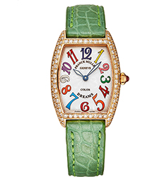 Franck Muller Casablanca Ladies Watch Model: 1752QZDCD5NGN