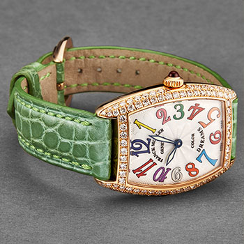 Franck Muller Casablanca Ladies Watch Model 1752QZDCD5NGN Thumbnail 3