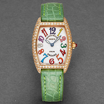 Franck Muller Casablanca Ladies Watch Model 1752QZDCD5NGN Thumbnail 4