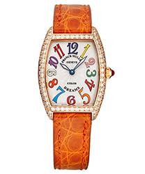 Franck Muller Casablanca Ladies Watch Model: 1752QZDCD5NOR
