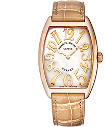 Franck Muller Casablanca Ladies Watch Model 2852QZRLFMOP5NE