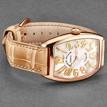Franck Muller Casablanca Ladies Watch Model 2852QZRLFMOP5NE Thumbnail 3